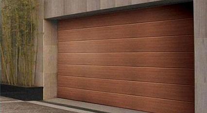木纹车库门_工业滑升门|高速提升门|快速卷帘门|电动